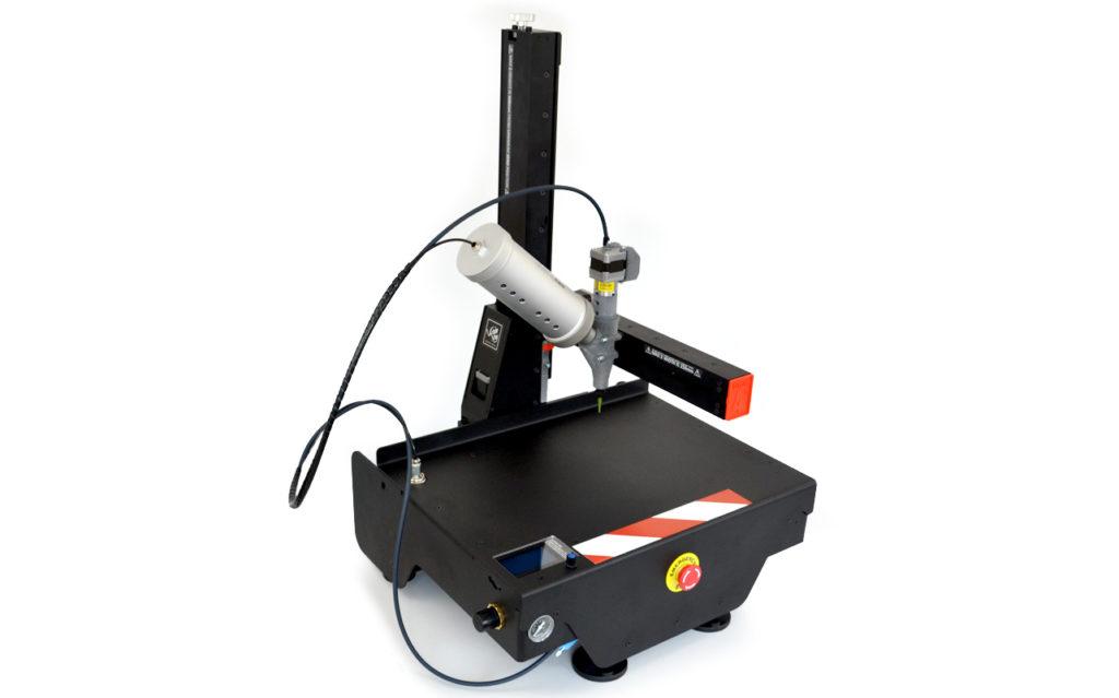 LUTUM 4M 3d Clay Printer