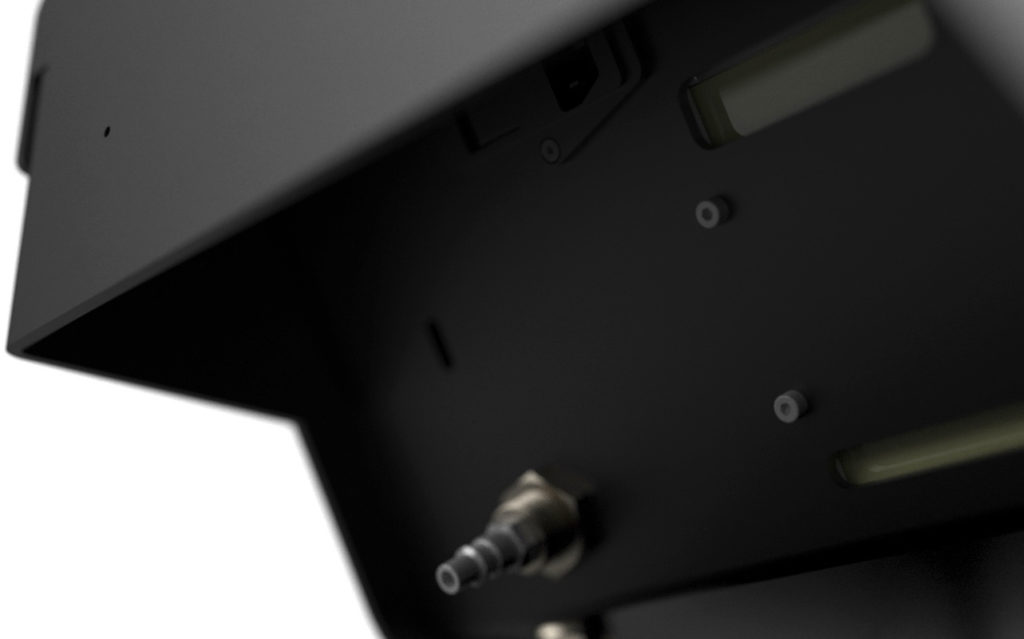 LUTUM 4M air socket detail